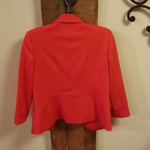 Jules & Leopold Jackets & Coats - Red Jules & Leopold blazer NWT Medium